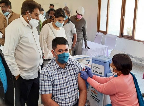 India reports 46,951 new Covid-19 cases, 212 deaths in last 24 hours