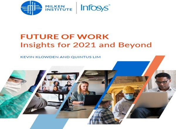 Covid-19 accelerates shift towards digitalisation: Infosys-Milken report