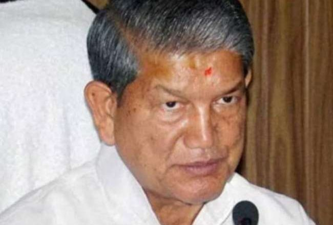 Congress  leader Harish Rawat, his family members test positive for Covid-19