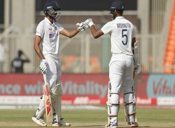 Ind vs Eng, 4th Test: Sundar left stranded on 96 as hosts take 160-run lead
