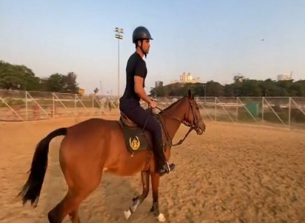 'Back to basics', says Vicky Kaushal as he shares glimpse from horse riding session