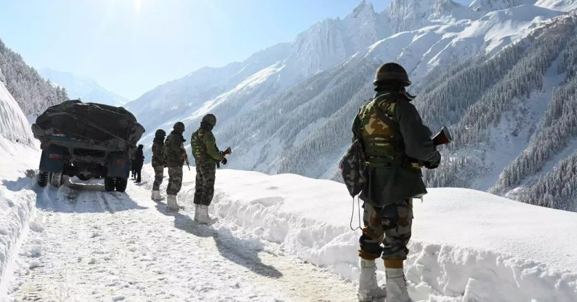 Army pushes for expenditions to counter China's expansionism