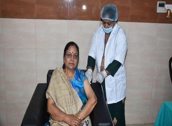 Uttarakhand Governor gets first dose of Covid-19 vaccine