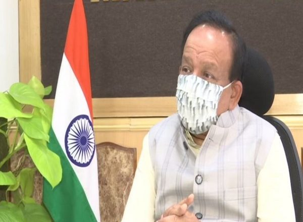 Harsh Vardhan praises PM Modi for leading by example, urges opposition to take Covid-19 vaccine