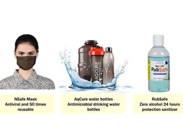 Nanosafe all set to launch copper-based technology that kills bacteria, viruses and fungi