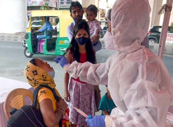 India reports 40,715 fresh Covid-19 cases, 199 deaths in last 24 hours
