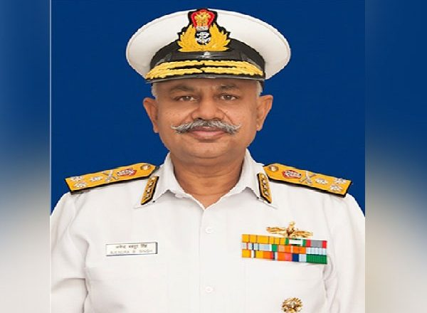 Vice Admiral AB Singh takes charge of Eastern Naval Command
