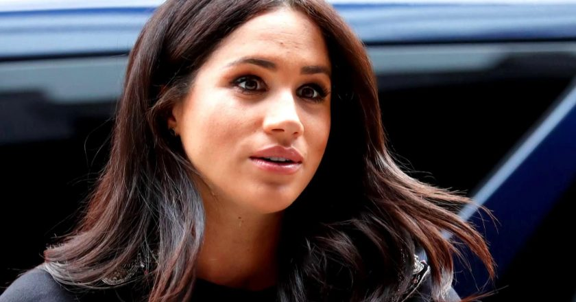 Meghan Markle claims royal family is 'perpetuating falsehoods about us'