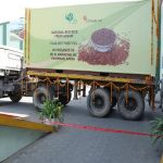 First consignment of 'red rice' from Assam flagged off to US