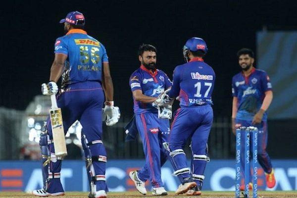 IPL2021-MI Vs DC: Mishra's four-wicket haul powers DC to win over MI