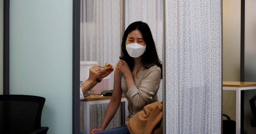 South Korea reports 731 new Covid-19 cases