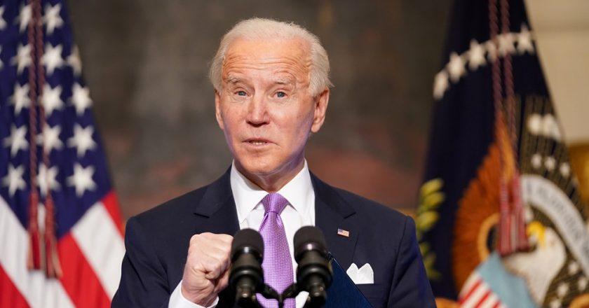 Joe Biden tackles 'ghost guns' and US firearms violence