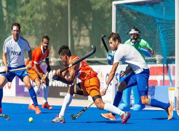 Argentina beat India 1-0 in third practice match