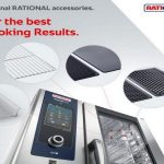Original accessories from RATIONAL for precision cooking experience