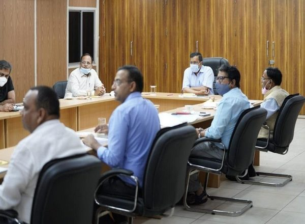 Delhi CM holds meeting to prepare action plan over surge in Covid-19