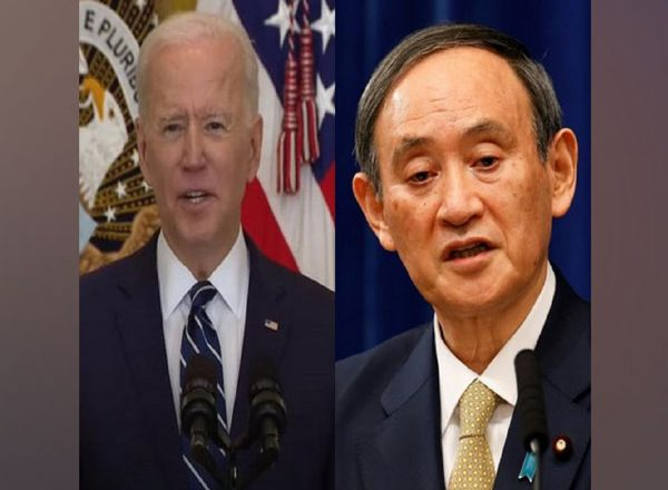 Taiwan's growing security concern over China to be key point in Suga-Biden talks