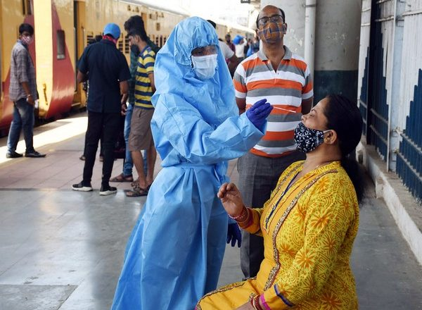 India's Covid-19 vaccination coverage exceeds 9.80 cr mark