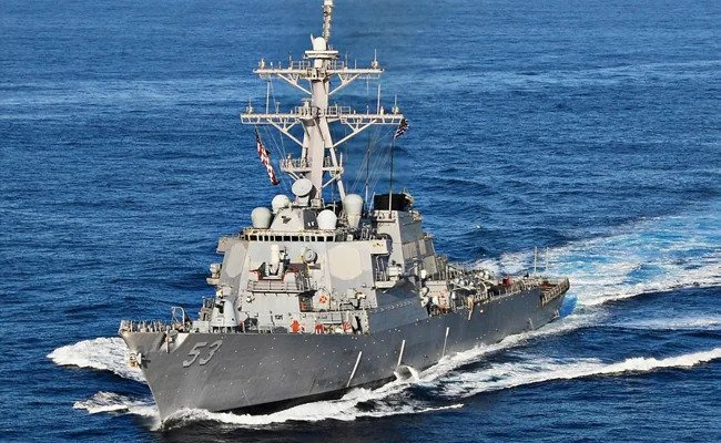 """US Navy Holds Op Inside India's Exclusive Economic Zone """"Without Consent"""""""