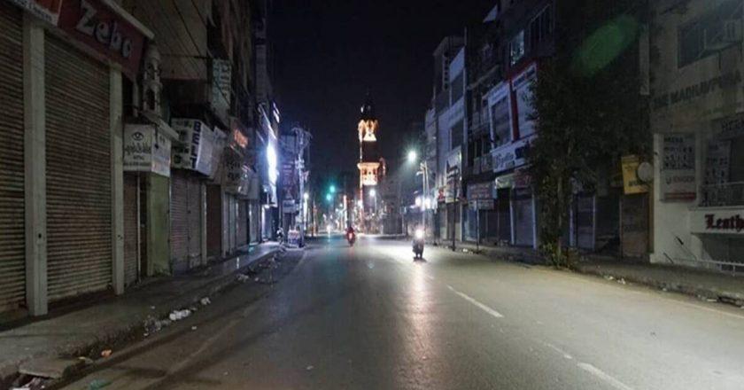 Delhi 10 pm to 5 am Night Curfew till April 30