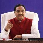 Union Education Minister Ramesh Pokhriyal Nishank tests positive for COVID19